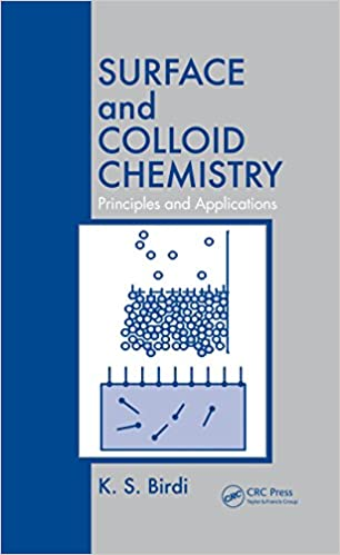 Surface and colloid chemistry principles and applications 1 k s surface and colloid chemistry principles and applications 1 k s birdi amazon fandeluxe Choice Image