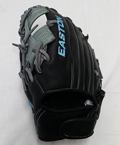 Easton Core Fastpitch Series COREFP1175BKGY Left Hand Throw 11.75 in Infield (Diamond Fielders Glove)