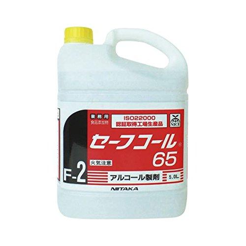 ニイタカ セーフコール アルコール製剤 セーフコール65(台所用) 275231 1個   B077JM4C54