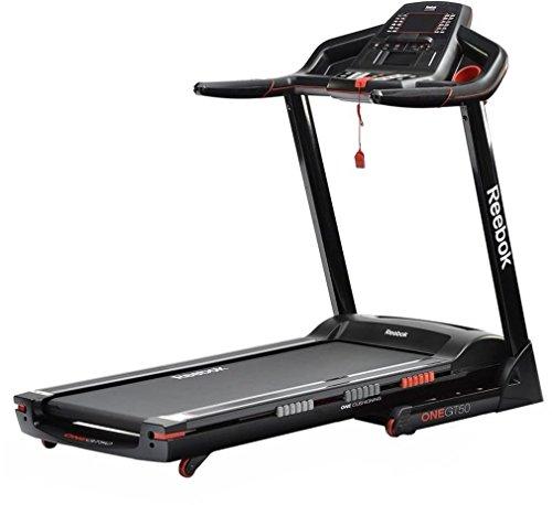 Reebok GT50 One Series Treadmill - Black