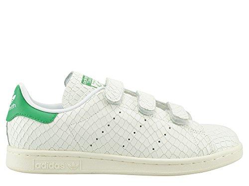 Adidas Stan Smith Cf W Schuhe 4,5 Ftwr Branco / Verde