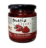 #6: Matiz Piquillo Peppers, Denomination of Origin Lodosa (7.6 ounce) (1 Jar)