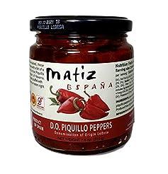 Matiz Espana Piquillo Peppers, Denominat...