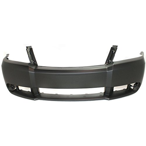 Front BUMPER COVER Primed for 2008-2010 Dodge - Cover Front Dodge