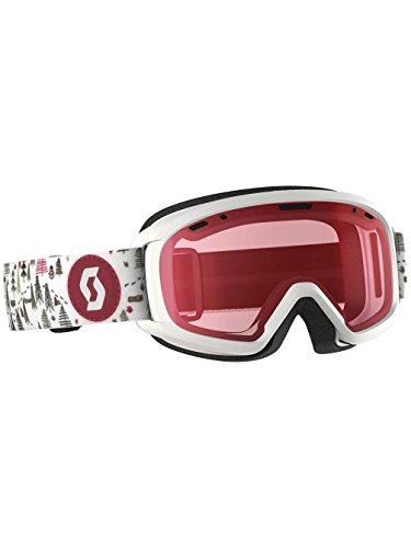 Enfants masque de ski Scott Witty White/rose Youth