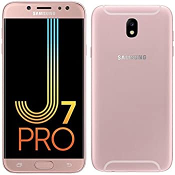 dae56c9f0 Amazon.com  Samsung Galaxy J7 Pro (32GB) J730G DS ( Black ) 5.5 ...