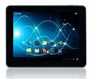 Yarvik GoTab 9.7 8GB Negro, Metálico, Plata - Tablet (Minitableta, IEEE 802.11n, Android, Pizarra, Android, Negro, Metálico, Plata)
