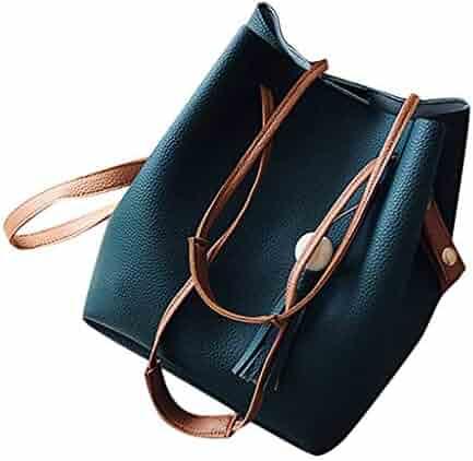 3b8f05fe3217 Shopping tanliuLIU - Greens - Crossbody Bags - Handbags & Wallets ...