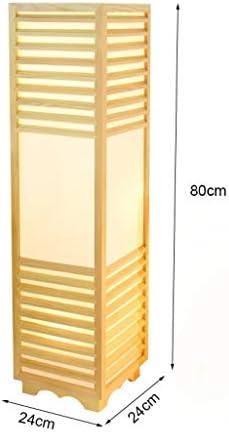 Lámparas de pie Lámparas de pie modernas Estilo japonés LED de ...