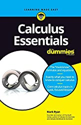 Image of the product Calculus Essentials for that is listed on the catalogue brand of For Dummies.