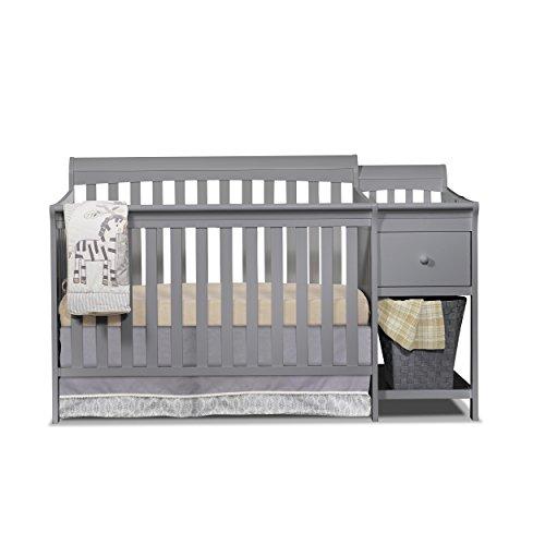 Sorelle Florence Crib and Changer, ()