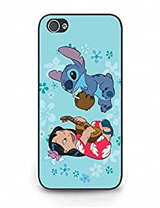 Anita B. Kumar's Shop 8809540M341163886 Iphone 5 Case, Creative Stitch Image Hard Plastic Phone Case for Iphone 5S
