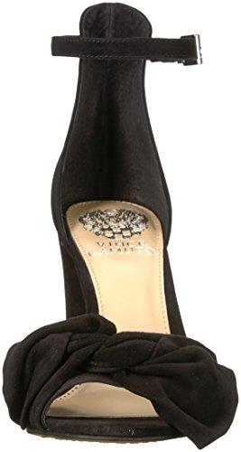 Camuto Vince Sandal Women's Heeled Carrelen Black d00BR1Y