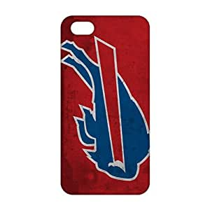 SHOWER 2015 New Arrival buffalo bills logo 3D Phone Case for iPhone 5S