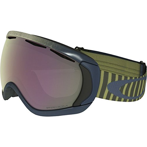 Oakley Canopy Mens Asian Fit Goggles - Obsessive Lines for sale  Delivered anywhere in USA