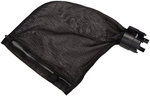 ATIE PoolSupplyTown Black All Purpose Bag Replacement Fits For Polaris 360 380 Black Max Pool Cleaner All Purpose Zipper Bag 9-100-1022