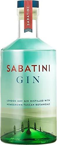 SABATINI GIN 41,3% CL.70