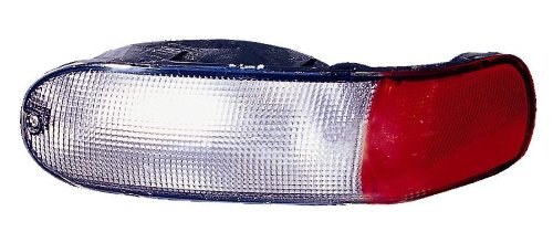 Depo 314-1301L-AS Mitsubishi Eclipse Driver Side Replacement Backup Light Assembly