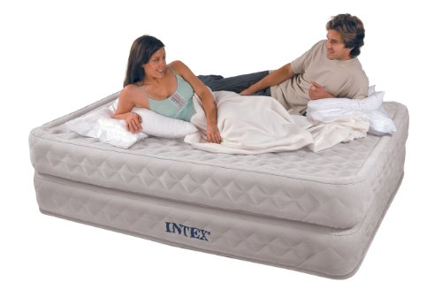 Supreme Air Flow Airbed Built Electric