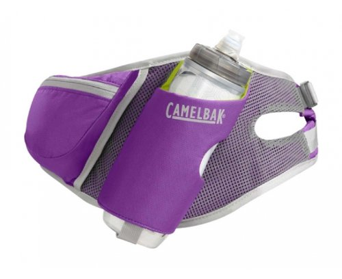 Camelbak Products Delaney Belt Pack, Royal Lilac/Tender Shoots, 21-Ounce