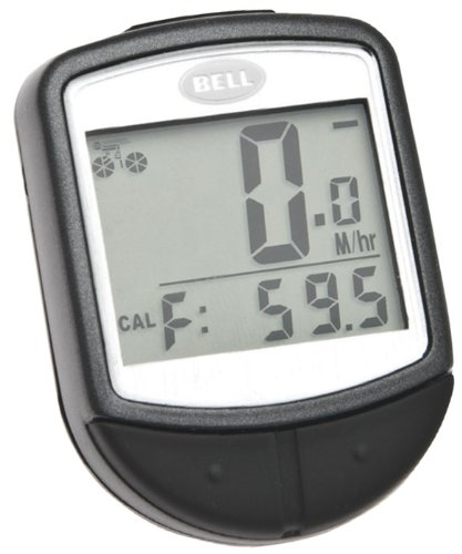 Bell 15 Function Wireless Cyclocomputer