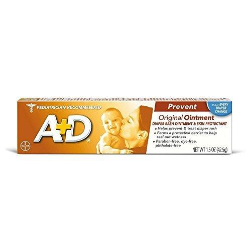 A+D Original Ointment 1.50 oz (Pack of 3)