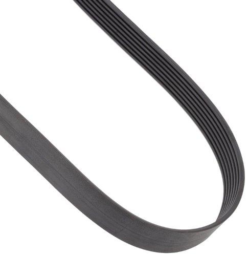 7PJ1803 Ametric® Metric Poly-V Belt, PJ Tooth Profile, 7 Ribs, 1803 mm Long, 2.34 mm Pitch, (Mfg Code 1-043)