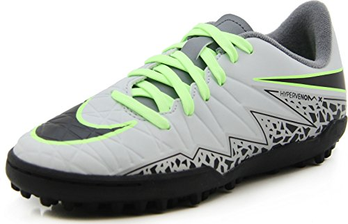 Mixte Adulte TF Jr Football Pure Phelon Chaussures Green Black ghost NIKE Plateado II Hypervenom Platinum de T8pgqz