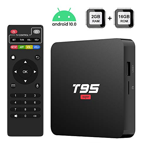 Top android box for smart tv 4k