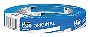 ScotchBlue Painter's Tape, Multi-Use.70-Inch by 60-Yard, 1 Roll