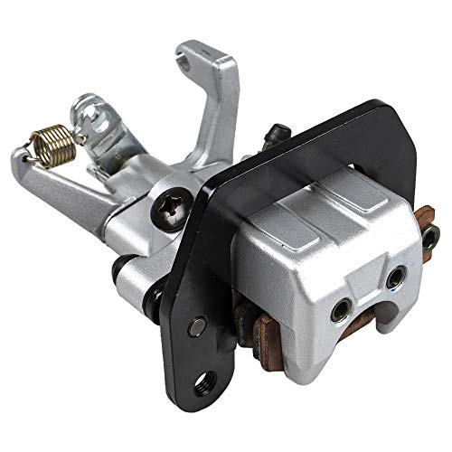 Rear Brake Caliper Assembly For 2004-2009 Yamaha Rhino 450 660 Replaces 5UG-2580V-02-00 ()