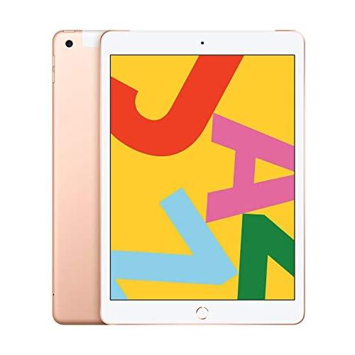 chollos oferta descuentos barato Apple iPad 10 2 Pulgadas Wi Fi Cellular 128GB Oro Modelo Anterior