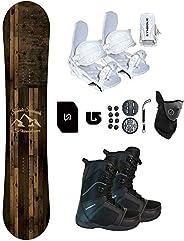 Symbolic Freedom Snowboard & Bindings & Boots