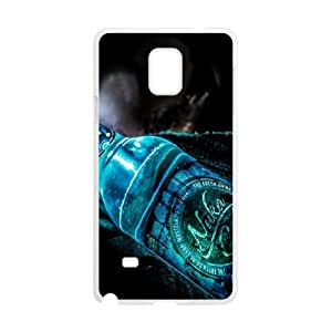 Fallout Samsung Galaxy Note 4 Cell Phone Case White 91INA91152718