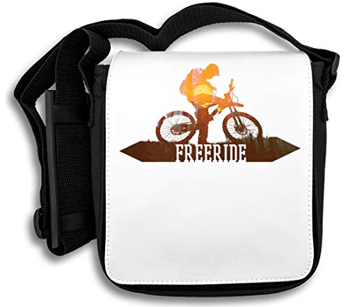 Downhill Mtb Riding Borsa Mountain Tracolla Freeride A Bike znT7AxdwS