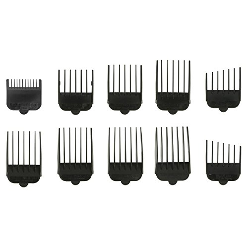Wahl Hair Clipper Guide Comb Set (10