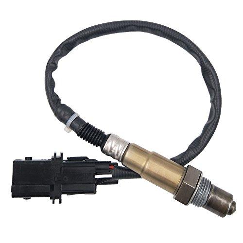 JESBEN 4pcs Oxygen Sensor Upstream Sensor 1 Downstream Sensor 2 Fit For Discovery 4.0L 1999-2002 4.6L 2003-2004 234-4694 234-4696