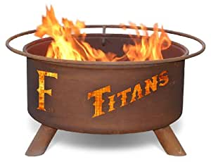 Patina Products F226, 30 Inch Cal State Fullerton Fire Pit