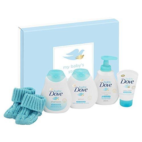 Dove Set - Dove Baby Gift Set, My Baby's Story, 5 Piece Set