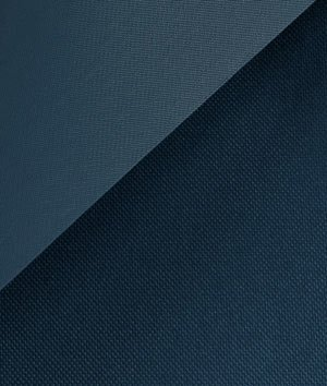 (Navy Blue 600x300 Denier PVC-Coated Polyester Fabric - by the Yard)