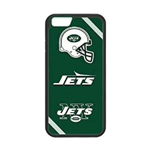 "GGMMXO New York Jets Phone Case For iPhone 6 Plus (5.5"") [Pattern-3]"