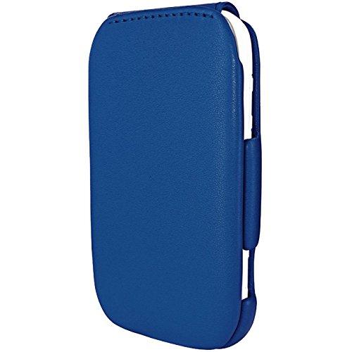 Piel Frama Wallet Case for Nokia Lumia 710 - Blue