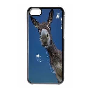 Donkey iPhone 5C Case Cover, Donkey Personalizedized Phone Case, iPhone 5C Personalized Case