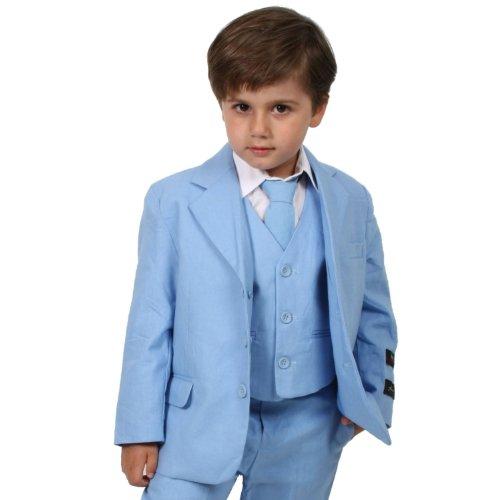Lined Linen Suit - 5