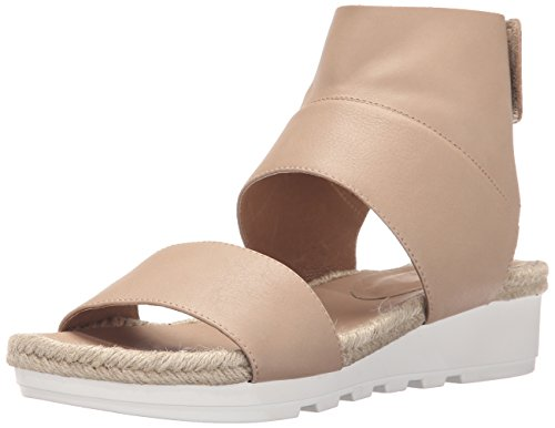Eileen Fisher Mujeres Glad Espadrille Sandal Sand