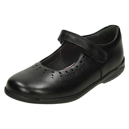 Startrite Girl s Mary Jane Infant School Shoes Junior 2 F Black b145426855ba