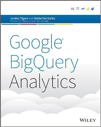 Amazon com: Google BigQuery Analytics eBook: Jordan Tigani
