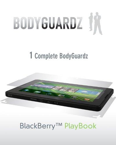BodyGuardz Clear Skin Full Body Protection for Blackberry Playbook (BZ-BBPB-0411) ()