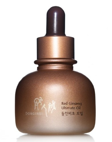 KOREAN COSMETICS, DONGINBI, Red Ginseng Ultimate Oil 30ml (essential oils, herbal oils, high concentrations of oil)[001KR] by DONGINBI