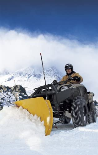 WARN 84090 ProVantage ATV Plow Mount Kit